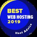 최고 웹 호스팅 카테고리에 대한 상위 10위 내의 회사에게 수상되었습니다.